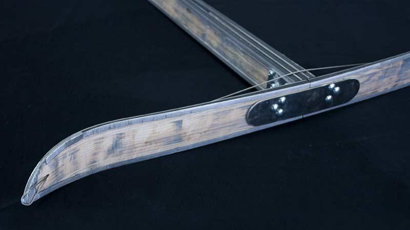 Crossbow Fischer, detail