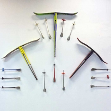 Hunter Gatherer II: Crossbow & Arrows