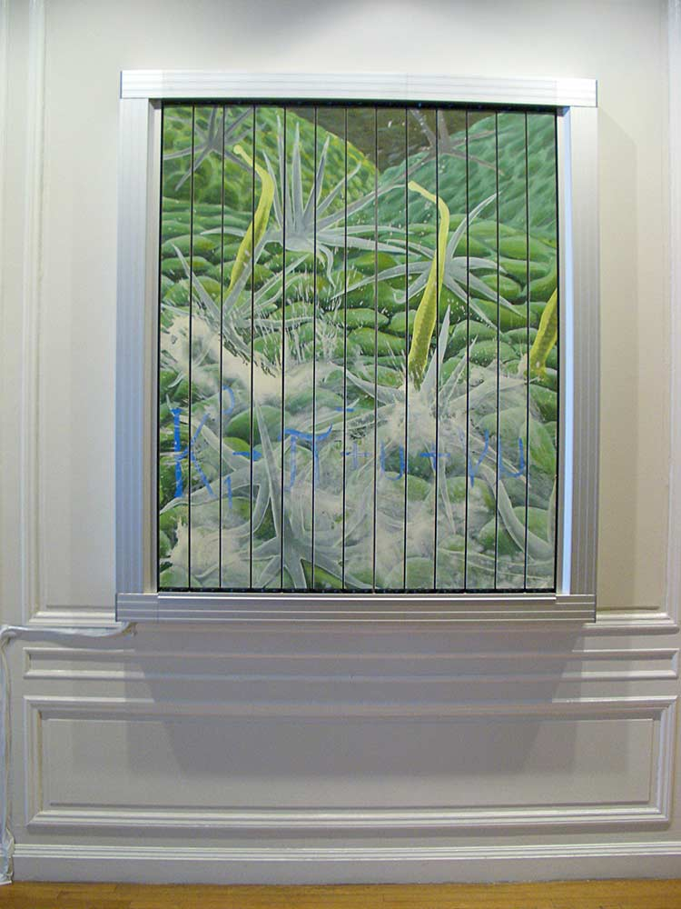 Triptych @ Goethe Institute, New York